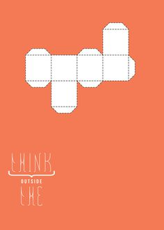 Think outside the box (by The Visual work of Mathew Lynch) #box