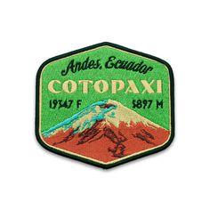 Cotopaxi patch
