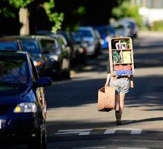 hanemaai: future travels - suitcase cabinet #suitcase #cabinet