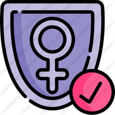 See more icon inspiration related to shapes and symbols, womens day, feminism, gender, female, protection, women, security and shield on Flaticon.