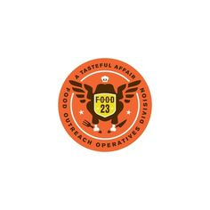 Food 23 #logo #identity #branding