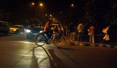 Rush #ride #infectedgallery #road #night #travelling #cycling #dark