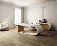 'Goggle Desk' by Danny Venlet