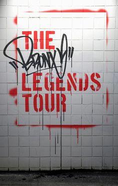 DISSIZIT BLOG #graffiti #bronx #stencil