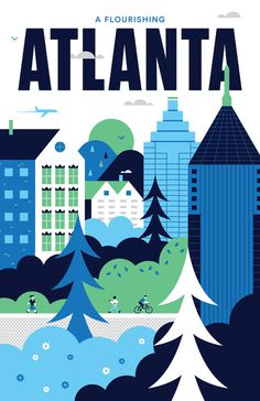 A Flourishing Atlanta - Brian Paul Nelson