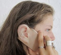 tussenin #ear #phone