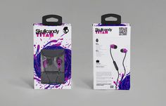 JohnSoat_Skullcandy_04.jpg #packaging #color #headphones #package