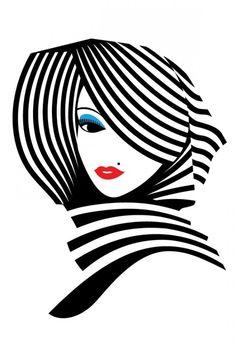 copyloto ©: El kamasutra hecho tipografía. #illustration
