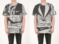 HORT-vs-NIKE #tshirt #apparel #shirt