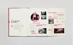 Sofia by Pelli Clarke Pelli Architects on the Behance Network #layout #book #typography