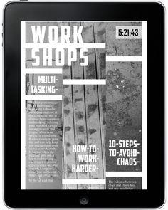 Metropolis city guide app #yonatan #fi #metropolis #sci #tablet #app #ziv