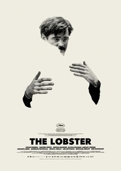 The Lobster #film #poster #Lanthimos #thelobster Colin Farrell