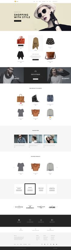 H-Code #Responsive & #Multipurpose #OnePage and #MultiPage #Template For #Shopping by #ThemeZaa http://goo.gl/ygs4kX