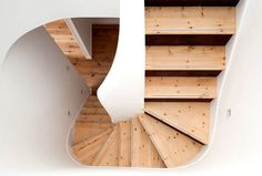 wooden stairs - staircases