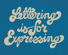 Typeverything.com - Lettering by Lee-Ann Donaldson - Typeverything #lettering