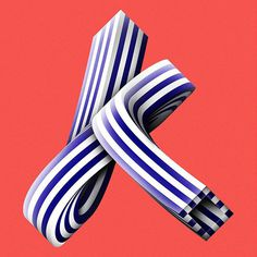 #k #36daysoftype04 #36daysoftype #36days_k #typelove #dailytype #handmadefont #goodtype #designinspiration #typeverything #stripes