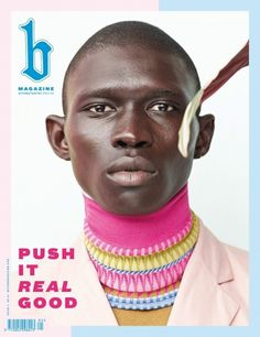 b store | b Magazine #fashion #cover #magazine #editorial #b magazine