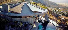 john lautners arthur elrod house in palm springs 14 #springs #palm #house #modern #design #lautner #architecture #john