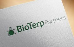 BioTerpPartners Logo by Matt Hodin (Biotechnological Hedge Fund) www.Behance.net/MattHodin #fund #branding #bioterppartners #bioterp #logo #hedge