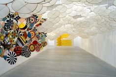 jacob hashimoto: the other sun at ronchini gallery #sun #other #jacob #the #hashimoto