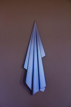 by Emma Knaflewska #cloth #material #silk