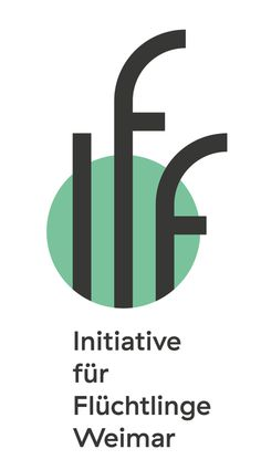 #Logo #IFF #Refugees #Welcome #Weimar