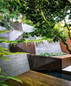 Hilgard Garden - #outdoor, #architecture, #landscaping,