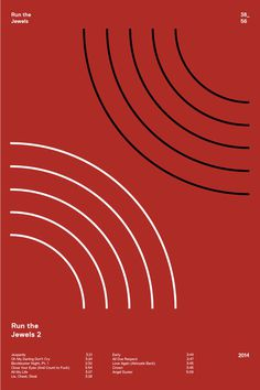 swissritual.ca #swissritual #graphic #design #minimal #music #grid #poster #swiss #illustration #RuntheJewels