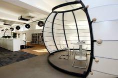 http://blog.leibal.com/interiors/commercial/pumpkin-room/ #interior #design #parition