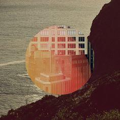 FFFFOUND! | Design;Defined | www.designdefined.co.uk #photo #color #landscape #photoshop #orb