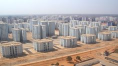 Kilamba New City #africa #china #construction