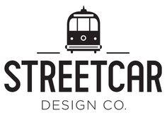 Streetcar Design Co. logo. #mysterymeat #streetcar #logo #design #identity #branding