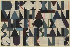 typeverything.com by  Evan Hecox - Typeverything #typography