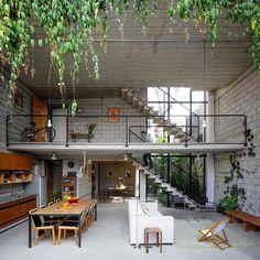 The Maracana House #salon