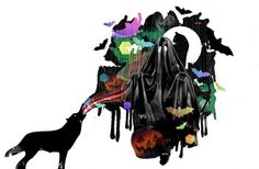 Phill Rees Designer & Illustrator #rees #phill #illustration #halloween