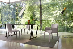 Elegant and Refined New Collection by Potocco - InteriorZine
