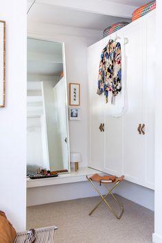 Simone-closet #interior #closet