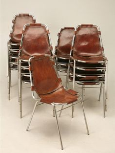 Charlotte_Perriand_Les Arcs_Chairs #chair