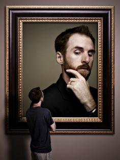 Self Portraits by Stephen Poff