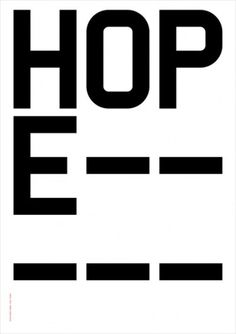 Print-Process / Product / Word-Power [Japan] #type #build #hope #japan