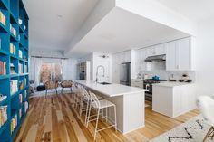 Contemporary Farmhouse Featuring Scandinavian Design and Bohemian Accents 8