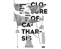 Pouya Ahmadi | Typojungle #navigation #poster #film