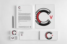 Camilo Brand Identity on Behance #branding #id #design #veronica #camilo #velasquez #logo