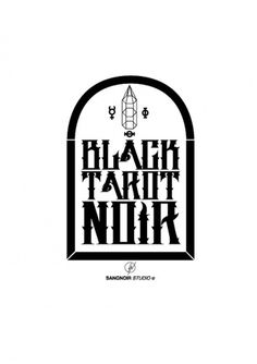 BLACK TAROT NOIR - KOA {OLIVIERCRAMM}