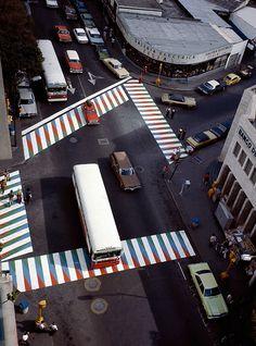 #roads #outdoor #stripes #sidewalk #street #crossroads