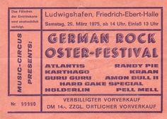 German Rock Oster-Festival #german rock oster-festival