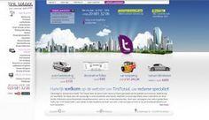 tinttotaal #wordpress #theme #webdesign
