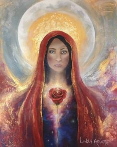 ᎷᎪᎡY ᎷᎪᏩᎠᎪᏞᎬNᎬ I am the Essence of Divine Feminine Consciousness rising within you. I pierce through the veils at this #magdalenarising #moonsisterstemple #goddessrising #priestesspath #marymagdalene