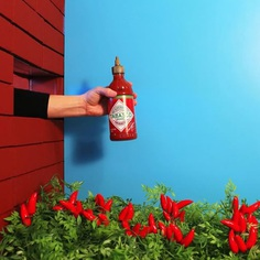 @TABASCO just elevated the Sriracha game. From-the-field flavor worth reaching for. #TABASCOSriracha #ad