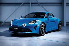 55 years after its creation, The Alpine A110 is back. #alpine #a110 #alpineisback